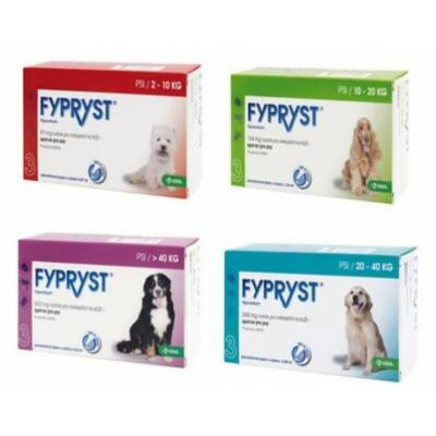 Fypryst Spot-on 10-20kg 134mg