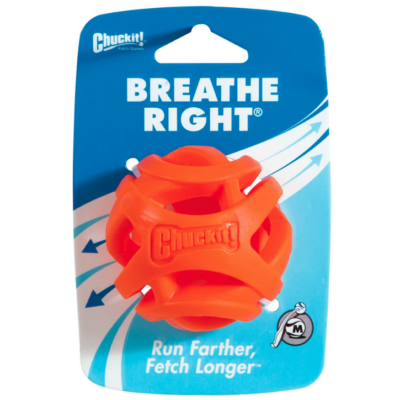 Chuckit! Breathe Right labda