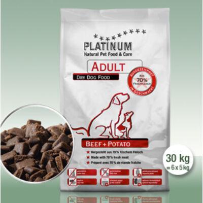 Platinum Beef + Potato 30 kg