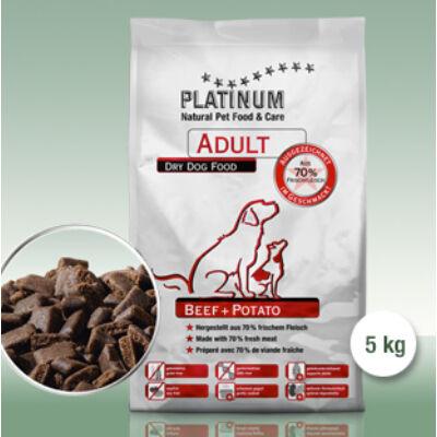 Adult Beef + Potato / Marha + Burgonya felnőtt kutyatáp 5 kg