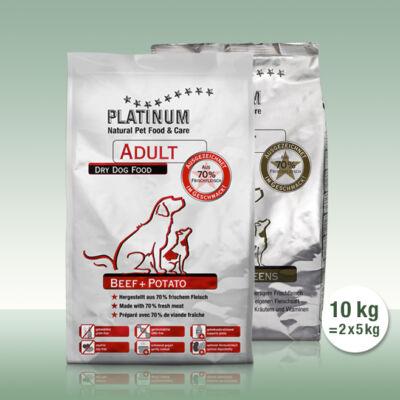 Adult Duo 5 kg Marha 5 kg Ibériai sertés
