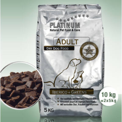 Adult Iberico+Greens 10 kg