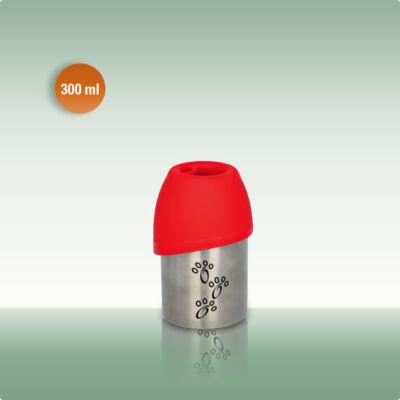 Trixie mobilitató rozsdamentes palackkal 300 ml