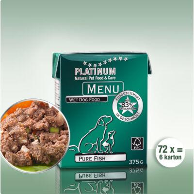 Menu Pure Fish / Tiszta Hal 72 x 375 gr