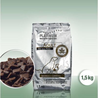 Adult Iberico Greens 1,5 kg