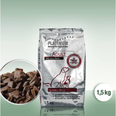 Adult Lamb Rice 1,5 kg