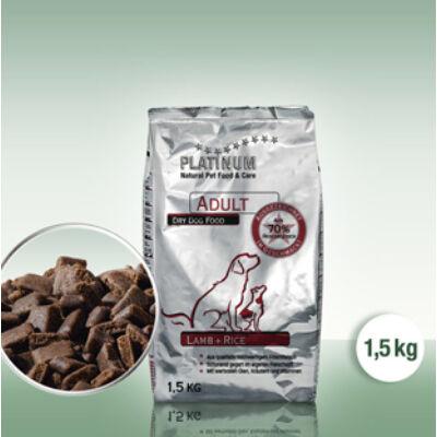 Adult Lamb + Rice / Bárány + Rizs felnőtt kutyatáp 1,5 kg