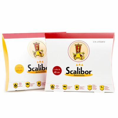 Scalibor élősködő elleni nyakörv 65cm