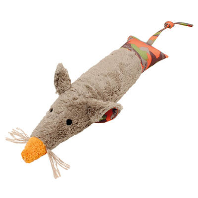 Major Dog - Ratzi Rat - vízben használható, plüss játék