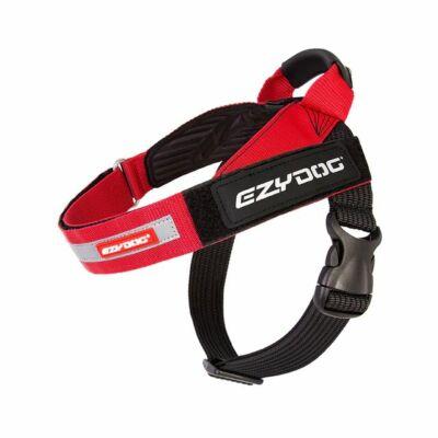 EzyDog Express hám piros XL