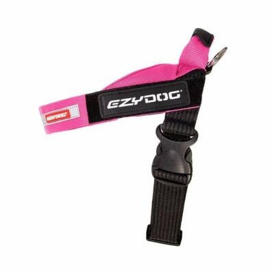 EzyDog Express hám rózsaszín XS