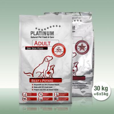 Adult Duo 15 kg Marha 15 kg bárány