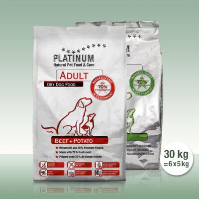 Adult Duo 15 kg Marha 15 kg Csirke