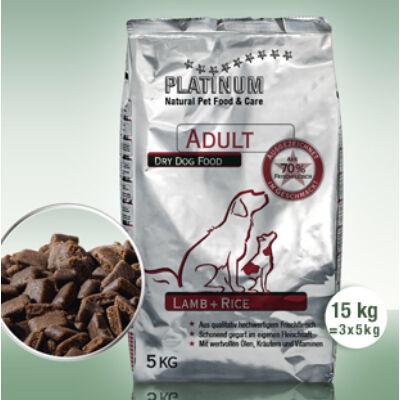 Adult Lamb + Rice / Bárány + Rizs felnőtt kutyatáp 15 kg