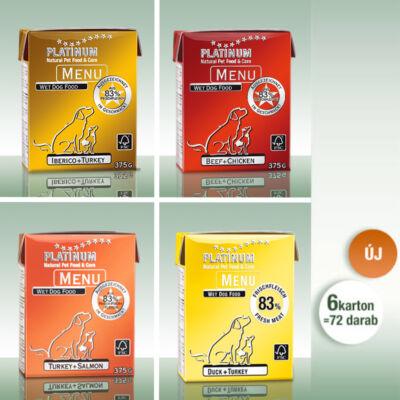 Menu Mix Tanya 72 x 375 gr